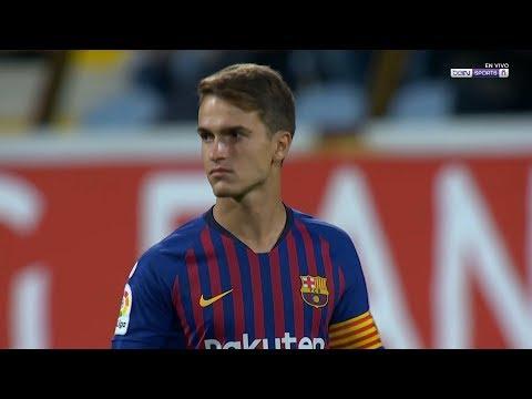 Denis Suarez vs Cultural Leonesa (Away) (Copa del Rey) 18-19 HD 720p by Kleo Blaugrana thumbnail