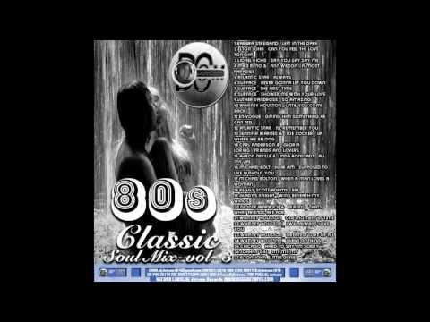 DJ DOTCOM PRESENTS 80'S & 90'S CLASSIC SOULS MIX VOL 3 DIAMOND SERIES