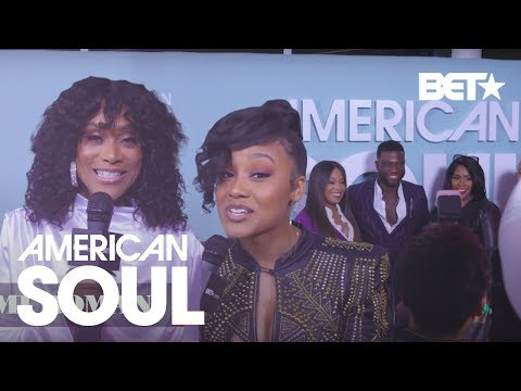 Tami Roman Hosts The American Soul Red Carpet Premeire! | American Soul