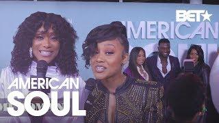 Tami Roman Hosts The American Soul Red Carpet Premeire! | American Soul
