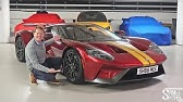 The NEW Plans for My Ford GT and Dream Garage!