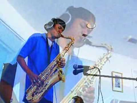 T-Pain ft. Chris Brown - Freeze - Tenor Saxophone