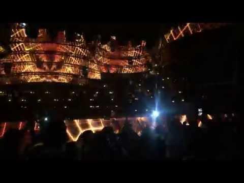 Calvin Harris - Summer (Original + R3hab & Ummet Ozcan Remix) (Omnia Nightclub, 03-12-2015)