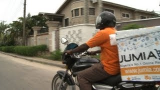 Start-up company makes online shopping a hit in Nigeria