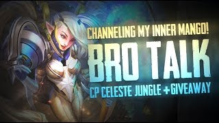 Vainglory - Bro Talk #23: CHANNELING MY INNER MANGO + GIVEAWAY Celeste |CP| Jungle [Update 1.24]