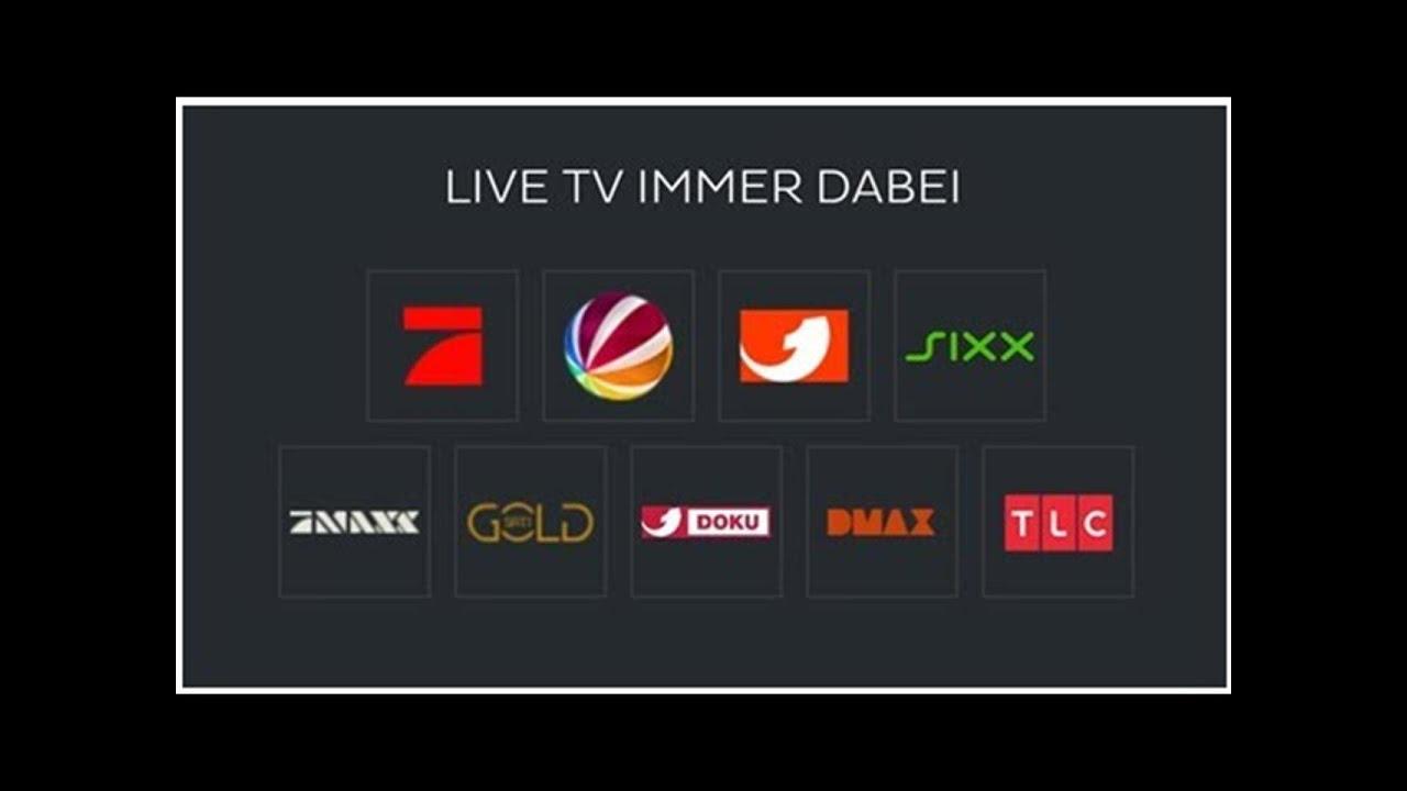 Prosieben Maxx Live Stream Kostenlos