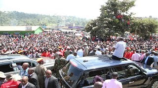 Anybody Still Supporting Uhuru and Jubilee ni Mjinga Says Martin Ngatia