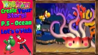 Yoshi ' s Story Erstellen Sie Ihre Geschichte - S. 5 - Ozean (Viel O'Fish)