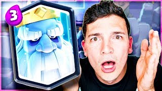 "WHAT IS THIS?! CLASH ROYALE ""HIDDEN SECRETS UPDATE!"" 3 New Cards!"