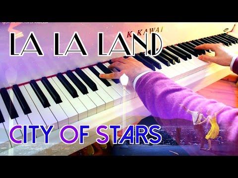 🎵 City of Stars (La La Land) ~ Piano solo & vocal cover by Moisés Nieto
