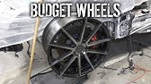Budget Lotus Evora Pt 19 - New Wheels & Frame Repair