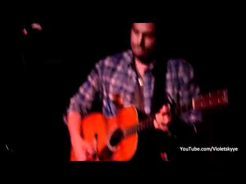"""John Mayer AMAZING Bob Dylan Cover """"Don't Think Twice, It's Alright"""" Hotel Cafe 1/8/11"""
