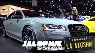 Every Car At The LA Auto Show Should Have Come In Audi