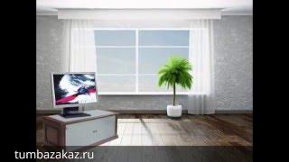 видео Стойка под телевизор Акур Panorama