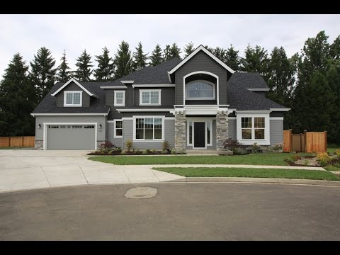Heitman Custom Homes - The Cove Plan - Eugene, Oregon