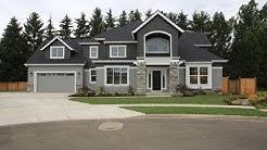 Heitman Custom Homes - The Cove Plan - Eugene, Oregon