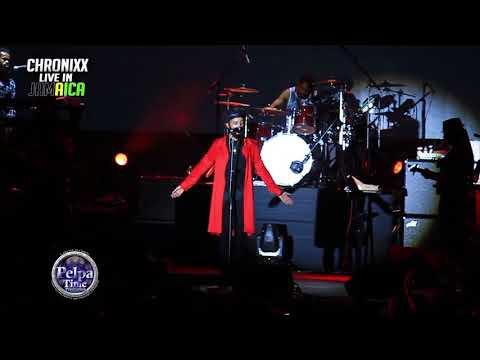 Chronixx Performance LIVE IN JAMAICA FULL SHOW 2017