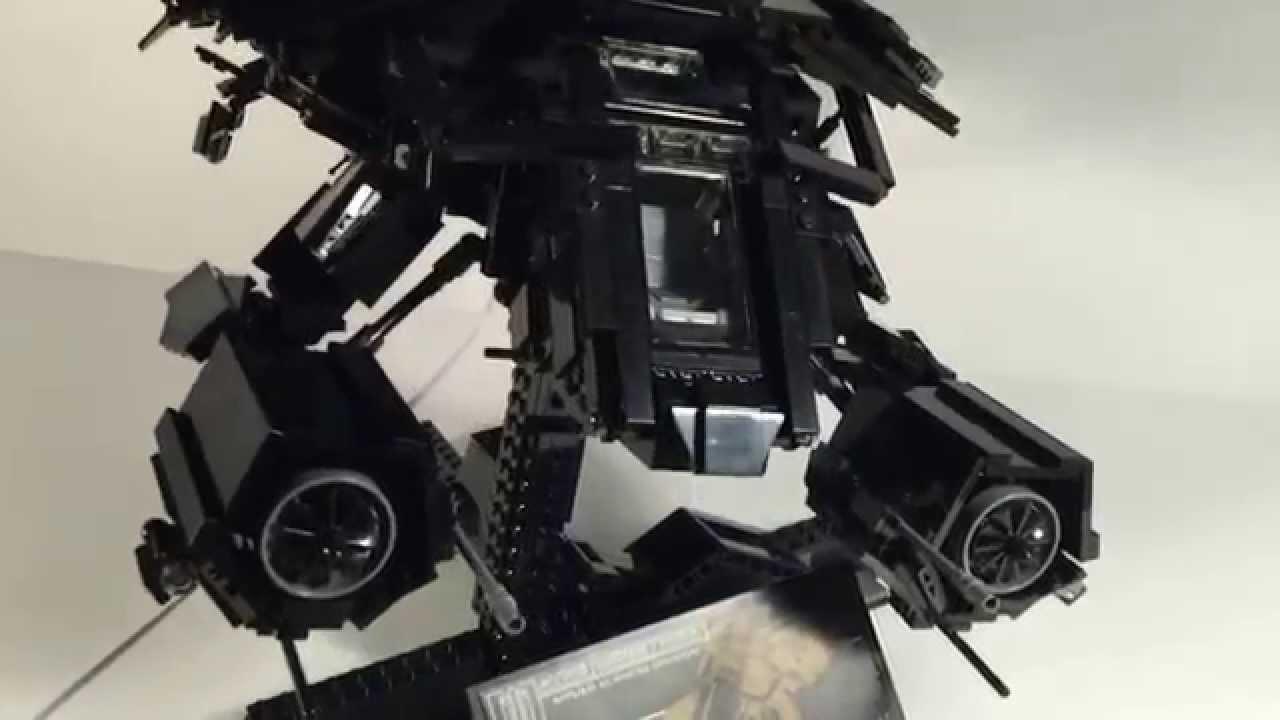 "Custom LEGO ""THE BAT"" build by Jacob Pedersen and ..."
