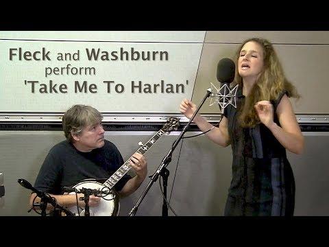 Béla Fleck And Abigail Washburn Perform 'Take Me To Harlan'