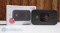 Huawei E5577C LTE Hotspot: Unboxing und Test