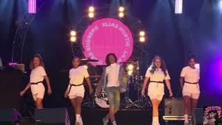 OMAR RUDBERG - LA MESA - LIVE AT ROCKBJÖRNEN 2018