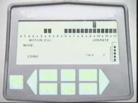 Garrett CX 3 GMH ( video takes a few seconds to start)