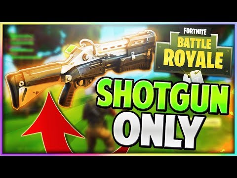 fortnite shotgun only challenge fortnite battle royale