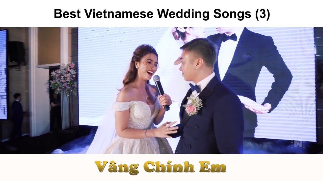 Top 15 bài hát mở màn đám cưới hay nhất (Phần 3)