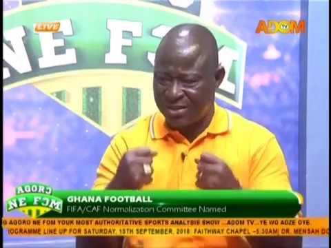 Ghana Football - Agoro Ne Fom on Adom TV (15-9-18)