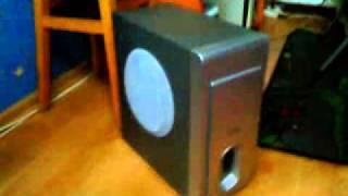 Subwoofer LG Extreme Bass Sound