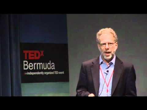 Brains, brawn & the evolution of the human body: Daniel Lieberman at TEDxBermuda