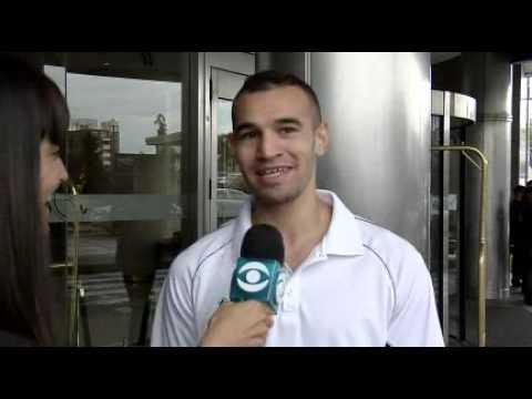 Jugador jordano ante la revancha con Uruguay: