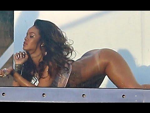 Rihanna porn