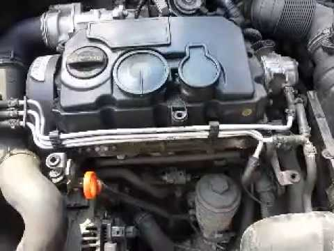 Motor 20 tdi BMM 140ps  YouTube
