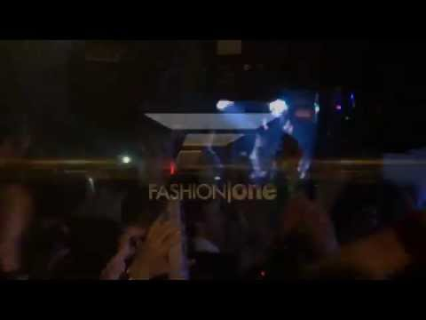 Milan Fashion Week Party | Fashion One with Ale Zuber