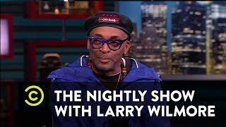 "The Nightly Show - Spike Lee Talks ""Chi-Raq"""