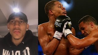 Teofimo Lopez Full Story On Beating Up Devin Haney At Mayweather Gym