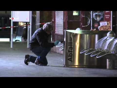 'Gevaarlijke bom in tas station Bonn'