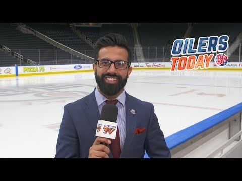 OILERS TODAY | Pre-Game vs CAR