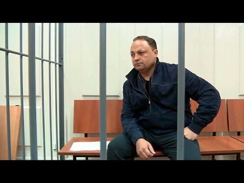 В Москве выбирают меру пресечения мэру Владивостока Игорю Пушкареву.