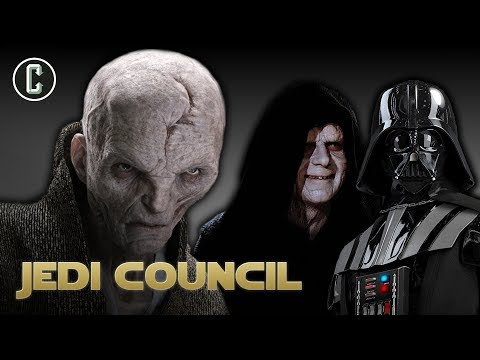 Snoke Will Be More Powerful Than The Emperor & Darth Vader Says Andy Serkis - Jedi Council