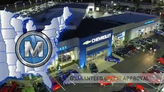 McCluskey Cincinnati, Ohio Guaranteed Credit Approval On Your Next Vehicle
