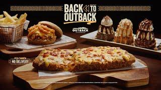 #BackToOutback - Chega de saudade!...