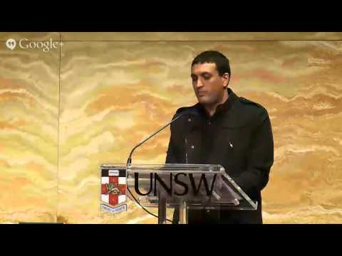 Dr John-Paul Sanggaran: Public Health, Human Rights and Asylum Seeker Detention