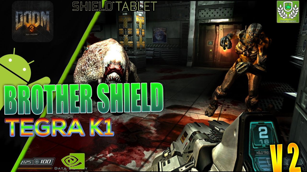 NVIDIA Lightspeed Studios: Doom 3 : BFG Edition - iOS/Android - HD | Tegra  K1 | Android 7 0 | V2