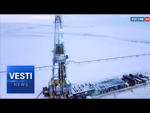 Putin Launches Massive Kharasavey Gas Field Project in Yamal… From a Computer Screen!