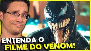 ENTENDA O QUE VAI ACONTECER NO FILME DO VENOM + React Trailer Venom