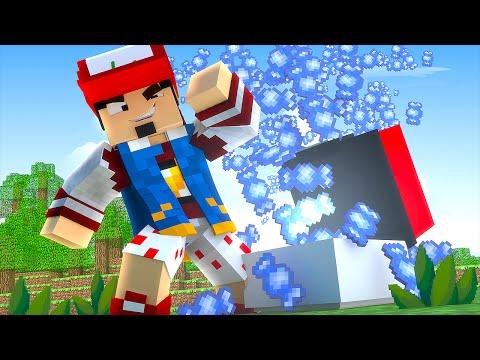 Minecraft: RARE CANDY - POKEMON CHAMPIONS #21 ‹ AMENIC ›