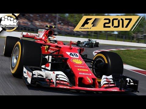 F1 2017 Karriere #38 (Q) - Was für eine Wendung - Let's Play F1 2017 Karriere