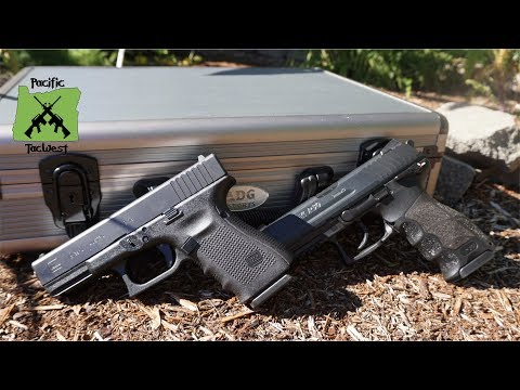 Glock 19 Gen 4 vs HK P30: Side-by-Side Comparison & Shootout